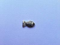 Серебряная рыбка, B00432