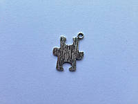 Серебряные пазлы, B21828