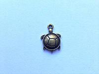 Бронзовая черепашка маленькая, K02585