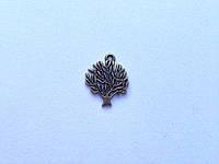 Бронзовое деревце маленькое, K02972