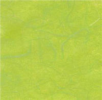Бумага рисовая для декупажа Желто - зеленая , 50х70 см