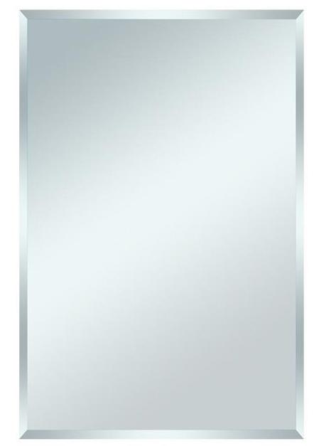 Зеркало влагостойкое в ванную комнату 50 х 70 см ф10 mm
