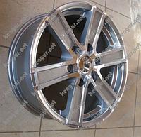Adora WRC-623 SGMF R16 6*130 Литые диски на Mercedes Sprinter W906