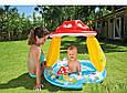 Детский надувной бассейн Intex 57114 «Грибочек» (102*89 см), фото 2