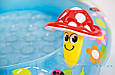 Детский надувной бассейн Intex 57114 «Грибочек» (102*89 см), фото 3