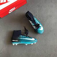 Бутсы Nike  Mercurial Superfly ICE V DF FG