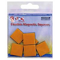 Магниты квадратные Stix2, 19х19мм