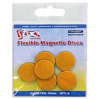 Магниты круглые Stix2, 19мм