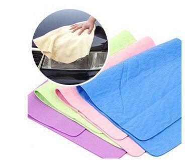 Чудо салфетка полотенце Magic Towel, 30х30 см  ( магическая салфетка )