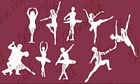 Чипборд Танец, 120*200