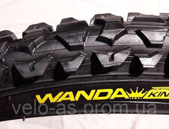 Покрышка велосипедная Wanda 20х1,95 P1001