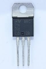 Тиристор TYN208   (TO-220AB)