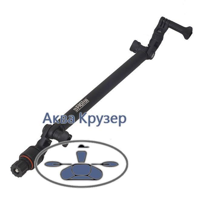 Borika FASTen Ng400 Держатель для экшн-камеры с удлинителем Ex400 с возможностью поворота и наклона