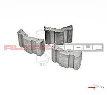 Реставрация алмазных коронок Ø 152 методом напайки сегмента TURBO-X