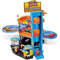 Игровой набор Bburago Паркинг 3 уровня 2 машинки (18-30361)
