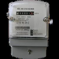 Электросчетчик НІК 2102-02 5-60А М2В электронный однофазный однотарифный