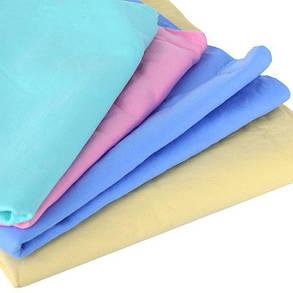 Магическое полотенце в пластиковой тубе Magic Towel, 43х66 см ( волшебная салфетка ), фото 2