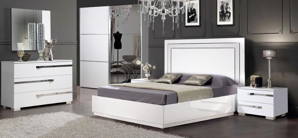 Спальня Венеция (Белый) (с доставкой)