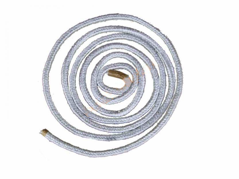 Термостойкий уплотнительный шнур 6 мм.