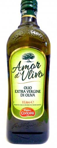 Оливковое масло Pietro Coricelli Amor D'Ulivo 1л