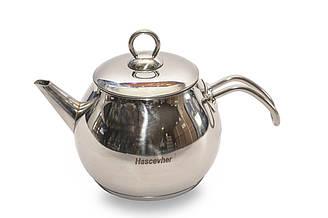 Чайник из нержавеющей стали Hascevher Apple 1.8л