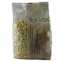 ItalWax Гарячий віск для депіляції в гранулах Білий шоколад, 1кг.