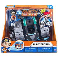 Игровой набор Маленький инженер Расти Blaster Tank Rusty Rivets , фото 1