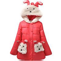Пуховая куртка для девочки