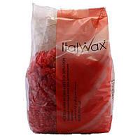 ItalWax Гарячий віск для депіляції в гранулах Троянда, 1кг.