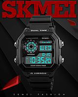 Электронные наручные часы SKMEI #1299 (ретро-стиль)