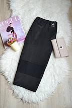 Новая миди юбка-карандаш с прозрачной вставкой Atmosphere, фото 3