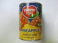 Ананас шматочками 580мл Pineapple Chunks (1/24)