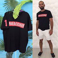 Мужская футболка Pablo Escobar