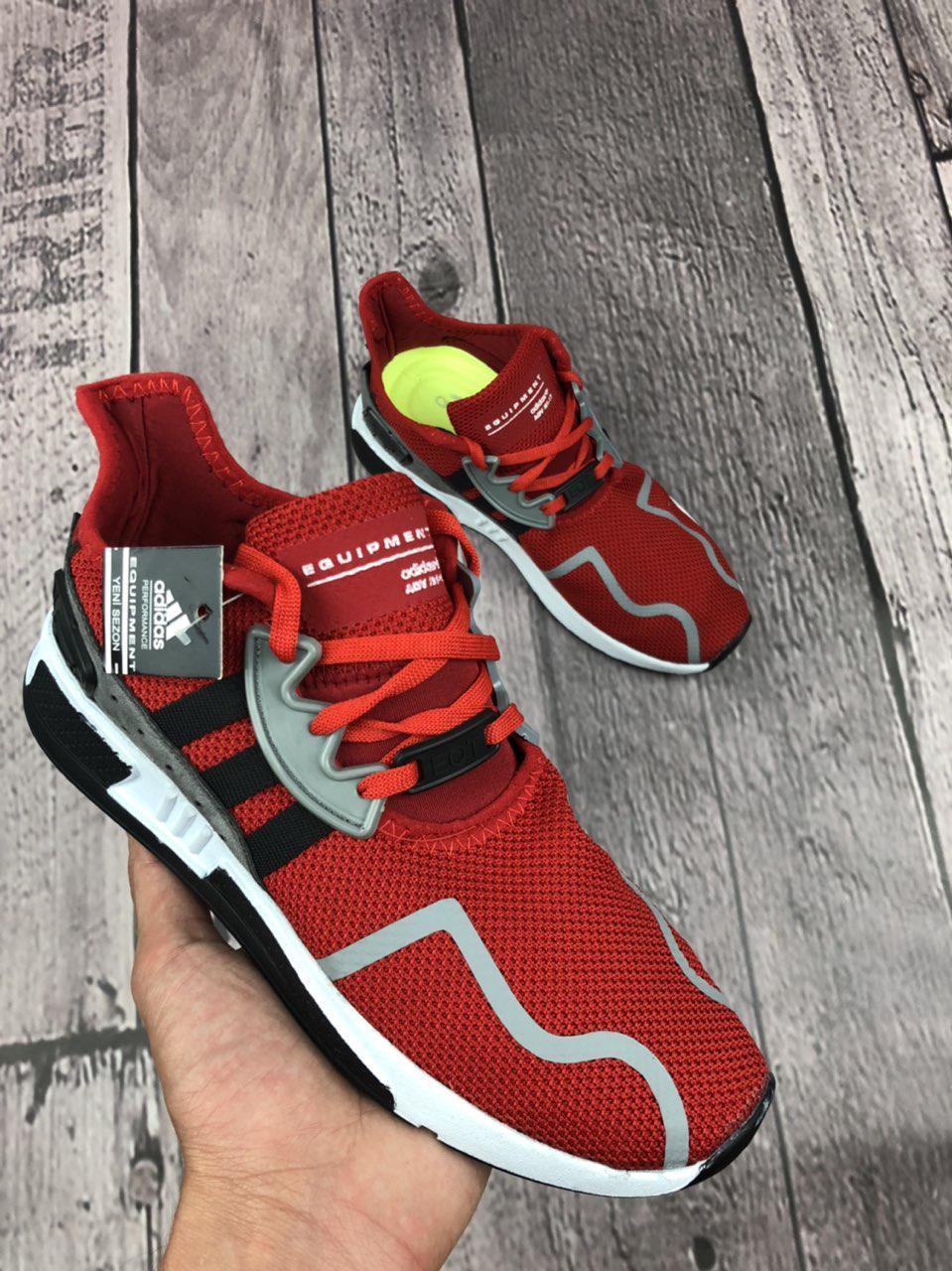 Кроссовки мужские Adidas Equipment D3282 красные