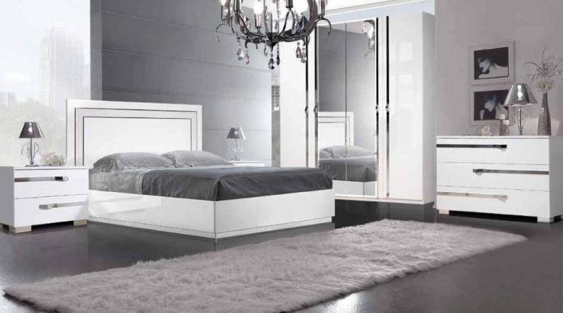Спальня Венеция (Белый) (Италия) (с доставкой), фото 2