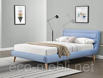 Ліжко Elanda 140 light blue