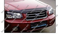 Дефлектор капота, мухобойка Subaru Forester