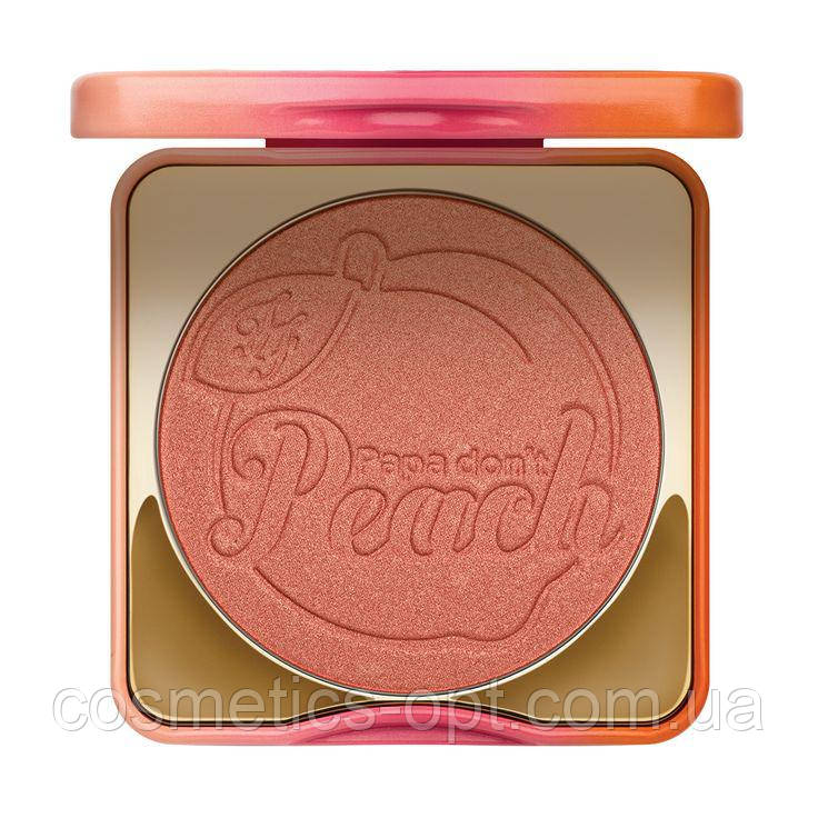 Румяна Too Faced Peach (реплика)