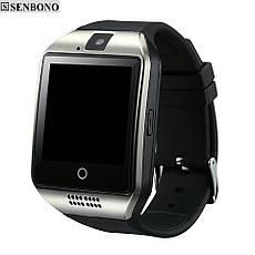 Розумні смарт годинник SENBONO SBN-Q18 Black, фото 3