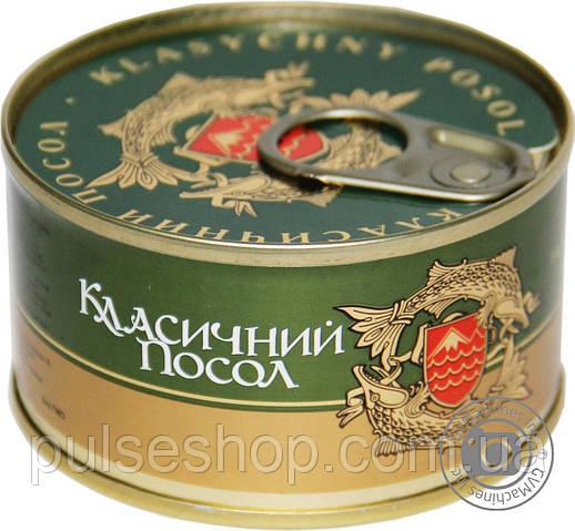 """Икра Горбуши """"Классический посол"""" 130грм"""