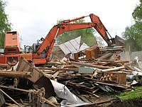 Демонтаж всех видов. Уборка территории. Вывоз мусора, фото 1