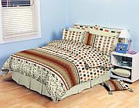 Ткань для пошива постельного белья бязь Голд сублимация 2