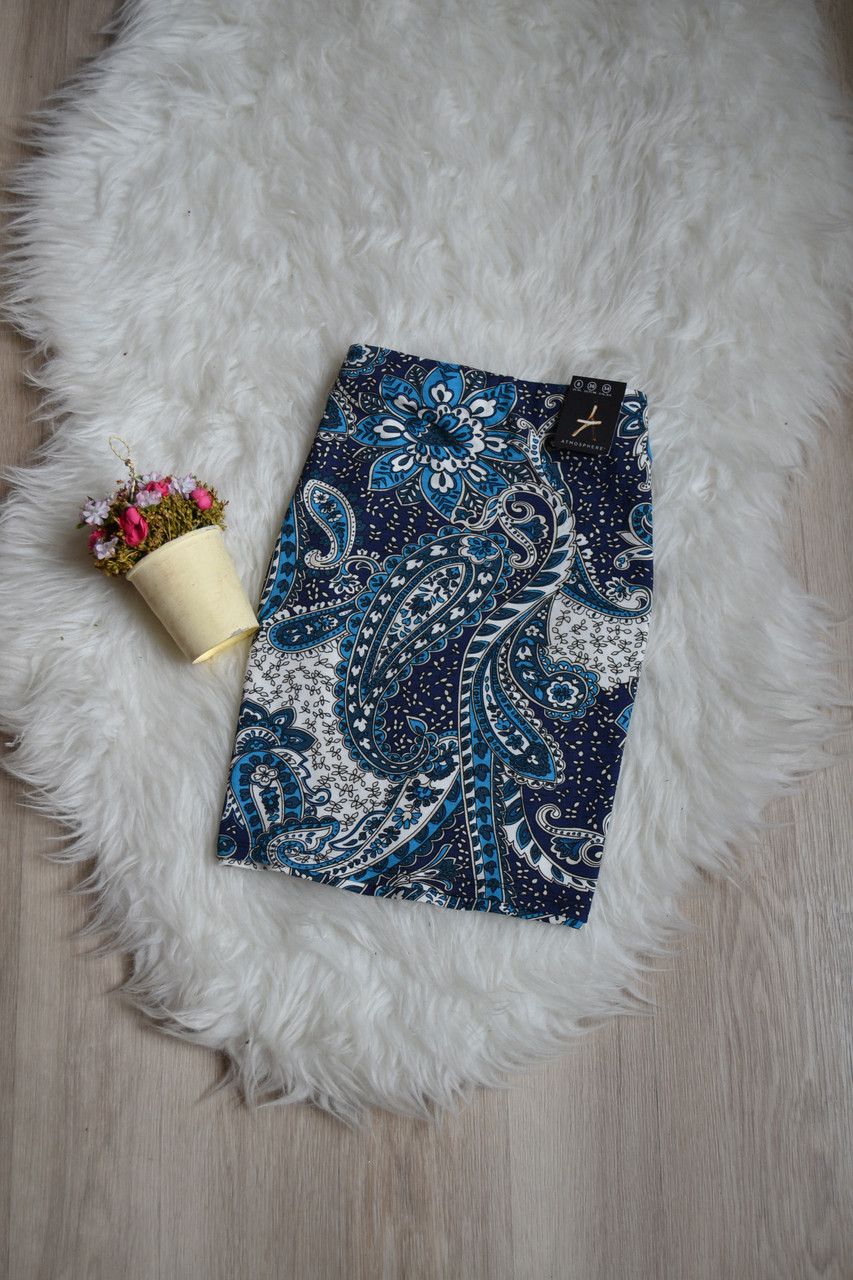 Новая мини юбка в принт Atmosphere