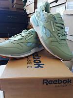 Новые мужские кожаные кроссовки reebok оригинал 100% из сша осень