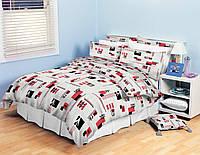 Ткань для пошива постельного белья бязь Голд сублимация 6