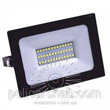 Прожектор світлодіодний LED 20W 6500K 180-300V LMP21