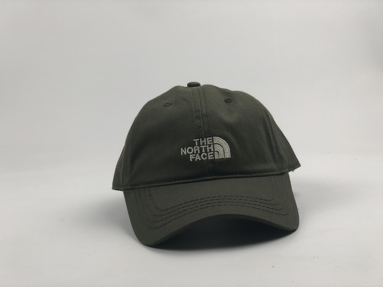Кепка бейсболка The North Face (зеленая)