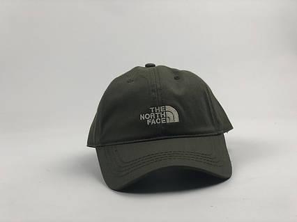 Кепка бейсболка The North Face (зеленая), фото 2