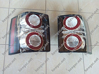 Задние фонари, стопы рестайлинговые на Range Rover Vogue (2005-2013)