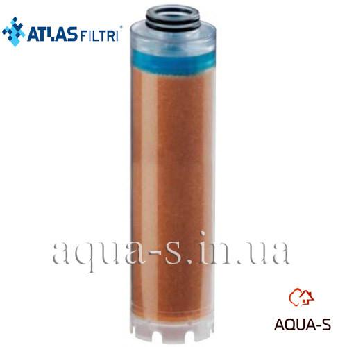 """Картридж з аніонної смоли Atlas Filtri QA 20"""" AF SX TS для видалення нітратів (RA5357125)"""